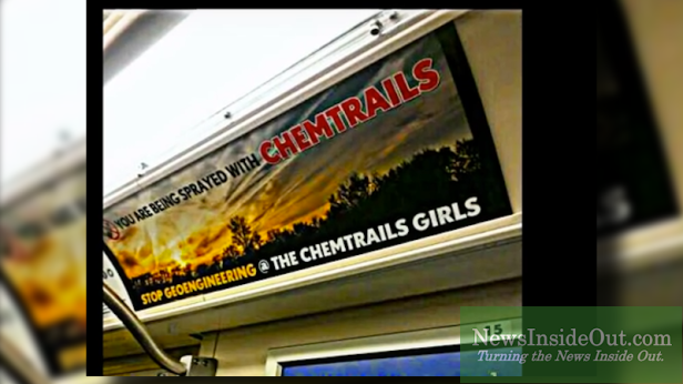 Anti-chemtrails advertising; now disallowed